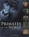 Primates of the World [Paperback]
