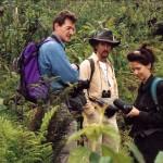 Ymke Jim and Jose Rwanda 1995